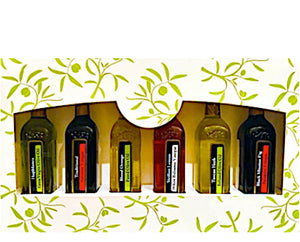 SIX-PACK GIFT SAMPLER (6 x 60mls)