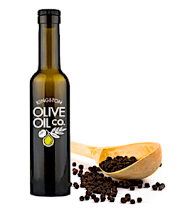 MADAGASCAR BLACK PEPPER INFUSED OLIVE OIL