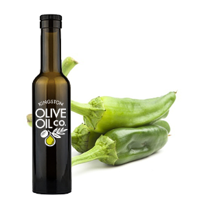 BAKLOUTI GREEN CHILI FUSED OLIVE OIL
