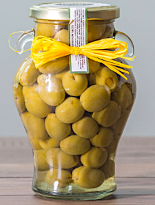 LEMON STUFFED OLIVES (IN-STORE ONLY)