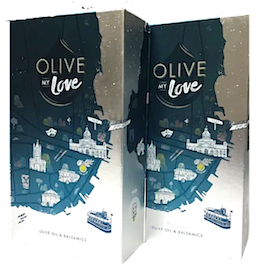 OLIVE-MY-LOVE DUO GIFT BOX - $5