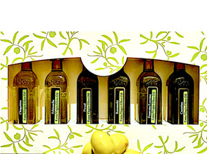OLIVE OIL FLIGHT 6-PACK (6 x 60mls)