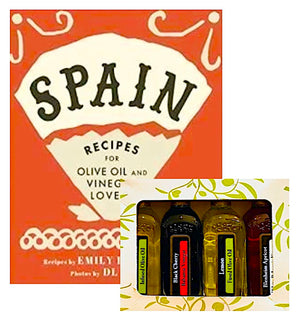 SPAIN COOKBOOK + SAMPLER