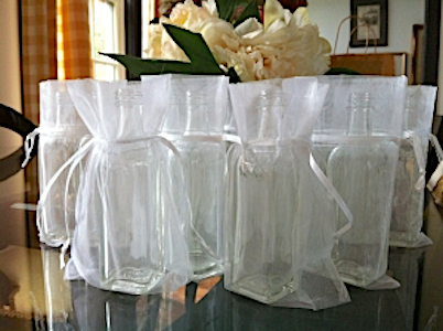 WEDDING & PARTY FAVOURS (2 x 60mls)