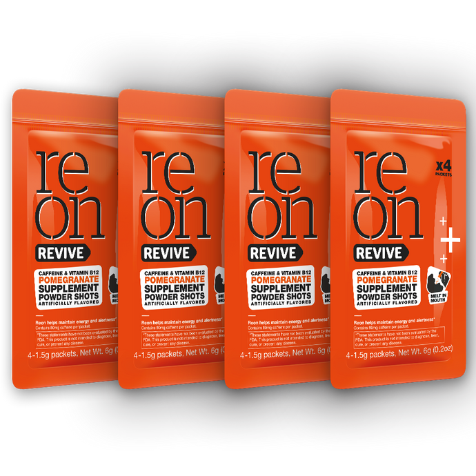 REON Energy Powder 4 Pouches