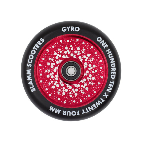 Slamm 110mm Gyro Hollow Core Wheels (Set of 2) - Scooter-X