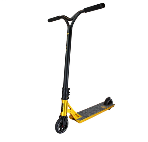 Nitro Circus RW Signature 500 Black & Gold Scooter - Scooter-X