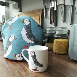 Tea Towel to Tea Cosy!