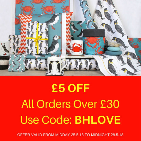 martha and hepsie Bank Holiday Offer