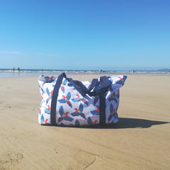 Make your own beach bag