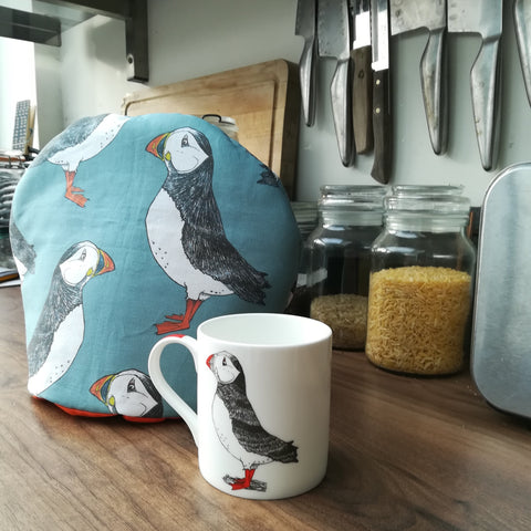 martha and hepsie tea cosy