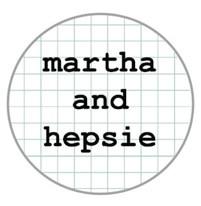 Martha and Hepsie