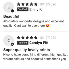 wrapping paper reviews