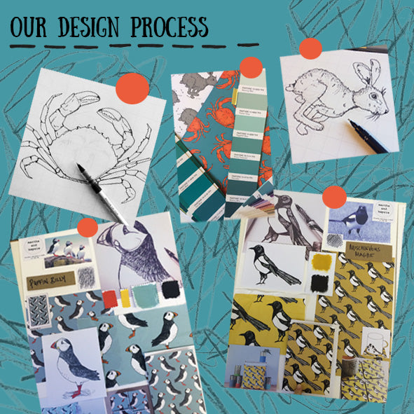 martha and hepsie design process