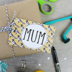 Free Mother's Day Gift Tag