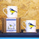 Blue Tit Mug New Home Gift Set