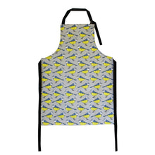 Load image into Gallery viewer, Blue Tit Kitchen Apron - Martha and Hepsie