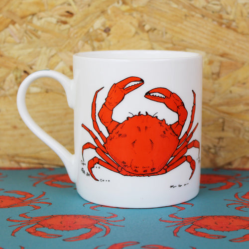 Crab Mug - Martha and Hepsie