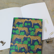 Leopard A5 Notebook - Martha and Hepsie