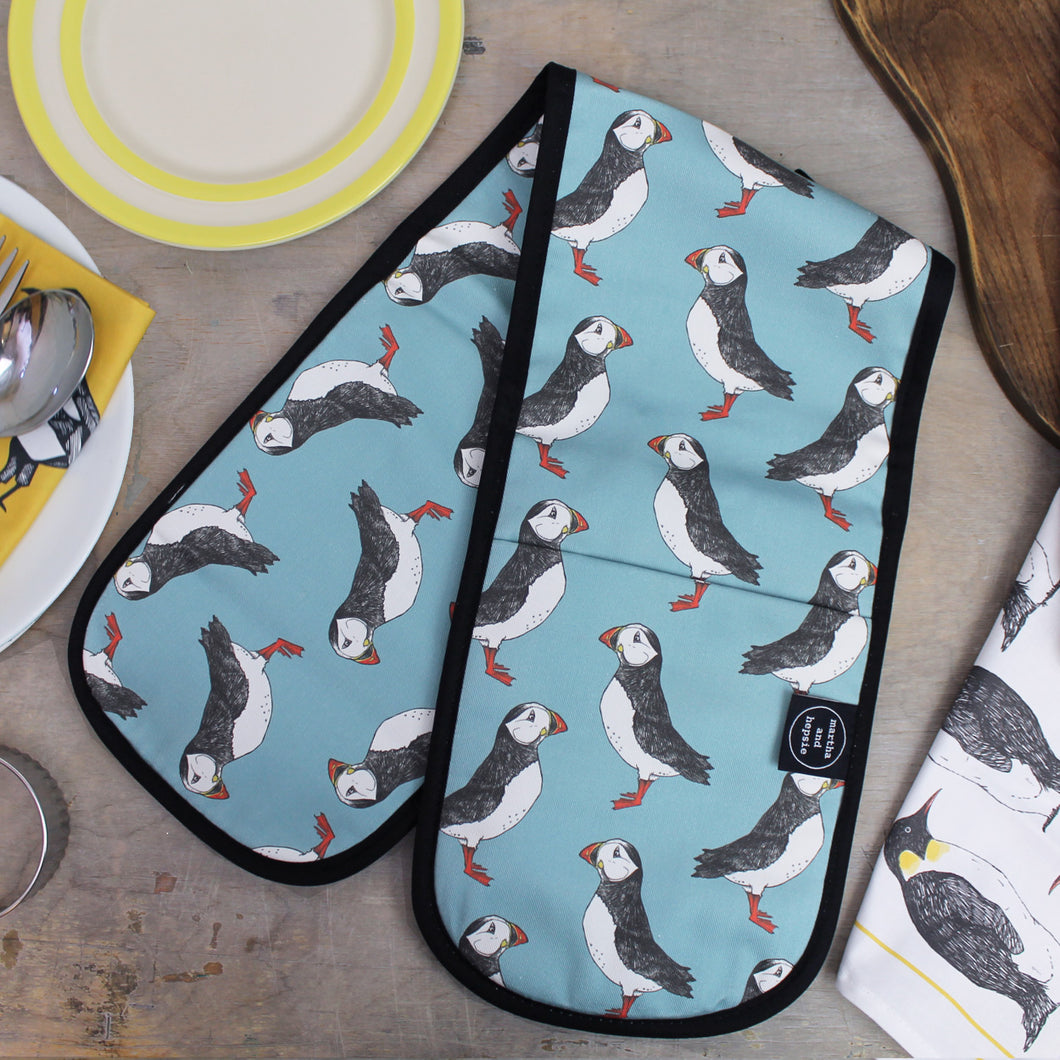 Puffin Oven Gloves