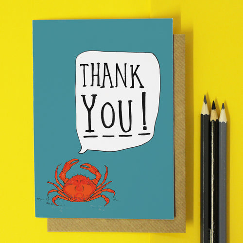 Thank You Card - Martha and Hepsie