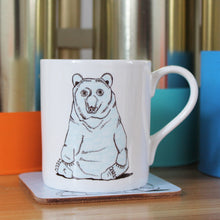 Load image into Gallery viewer, Bear Hug Mug - Martha and Hepsie