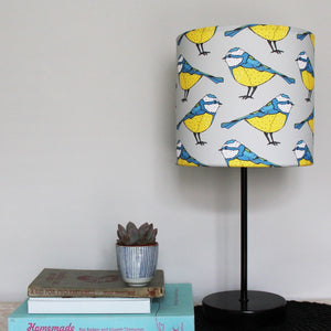 Blue tit bird lampshade martha and hepsie blue tit bird lampshade mozeypictures Choice Image