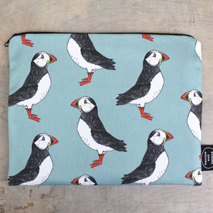 Puffin Wash Bag