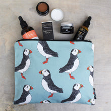 Load image into Gallery viewer, Puffin Wash Bag