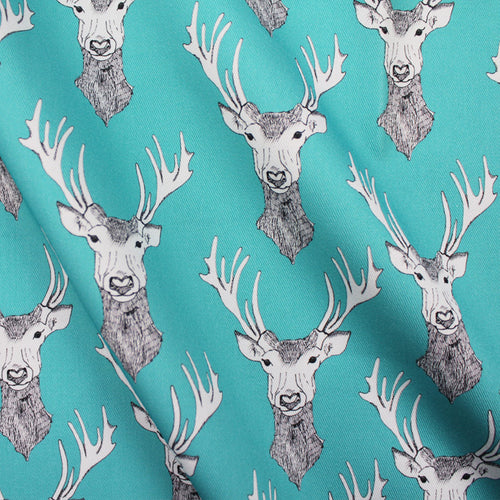 Stag Fabric - Martha and Hepsie