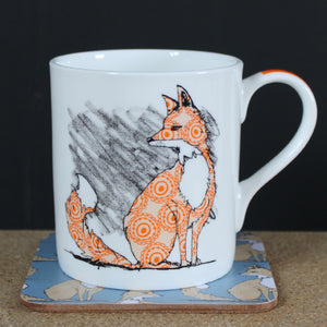 Fox Mug - Martha and Hepsie