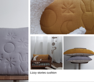 Lizzy Stories pillow