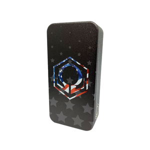 HEXOHM V3.0 US FLAG LE