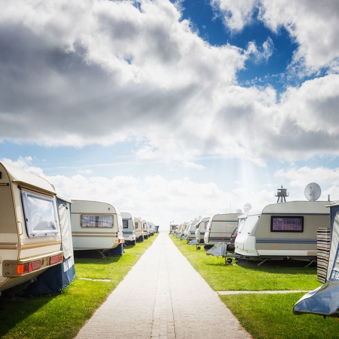 Fire Safety Advice for Caravan and Motor Home Owners
