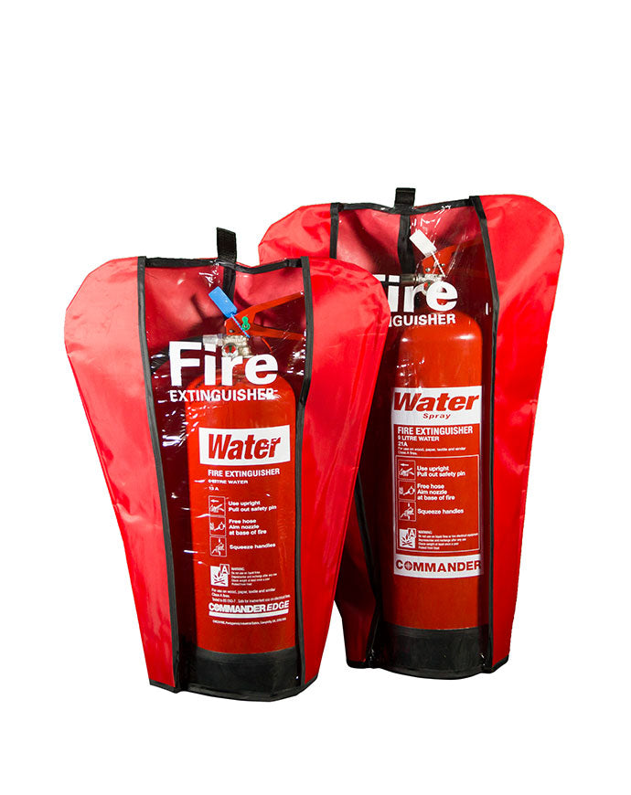 Keeping Fire Extinguishers Protected During Winter Months