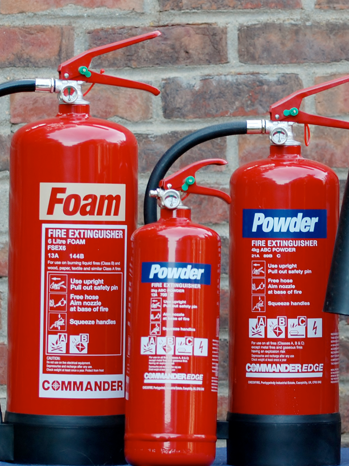 Our First Blog - Frequently Asked Questions about Fire Extinguishers