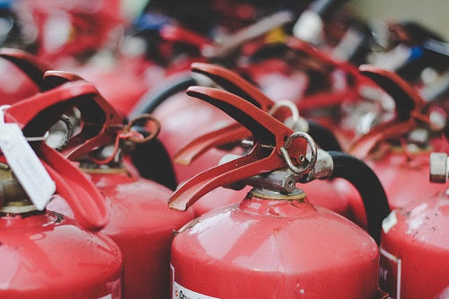 The Importance of Using a Fire Extinguisher Safely
