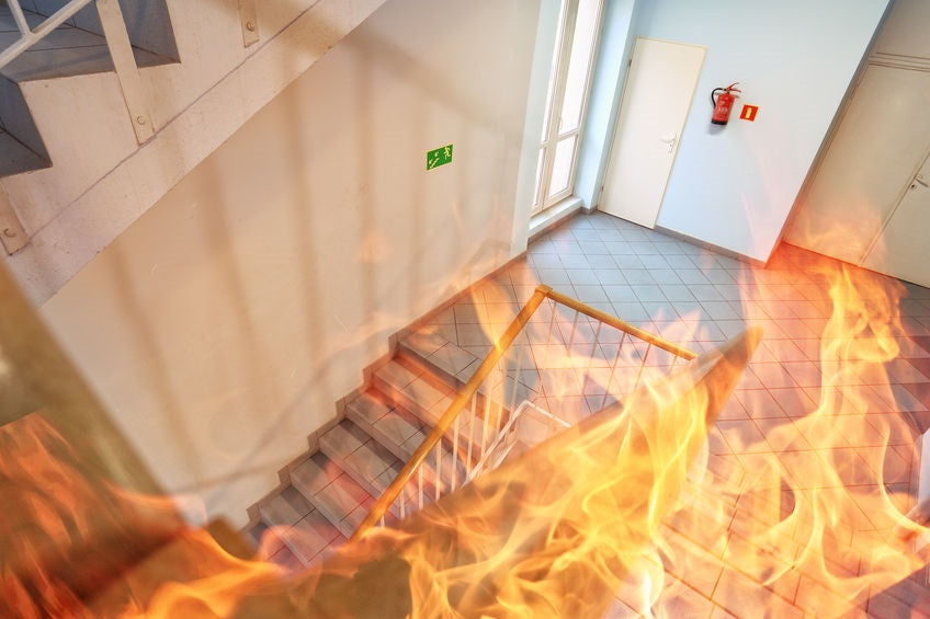 Our Guide to Fire Safety Equipment in Hotels