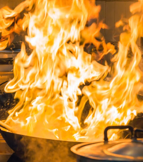 Protecting Your Restaurant Business with Fire Extinguishers