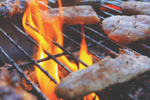 Keeping Fire Safe During Barbecue Season