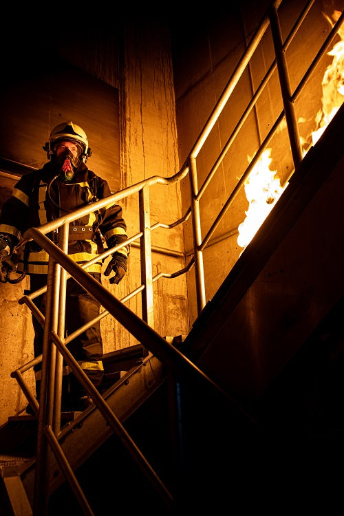 Make Fire Safety Your Number One Workplace New Year Resolution