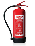 Office fire extinguishers