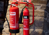 Workplace fire extinguishers