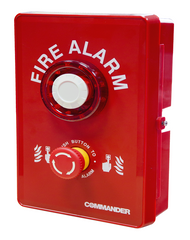 Command Alert Push Button Alarm - HartsonFire