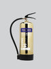 Commander Contempo 6kg ABC Dry Powder - Polished Gold - HartsonFire
