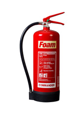BUNDLE - Double Stand Plus Fire Extinguishers & Fire Alarm - HartsonFire