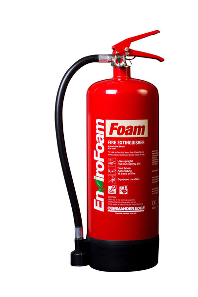 CommanderEDGE 6ltr High Performance Envirofoam - HartsonFire