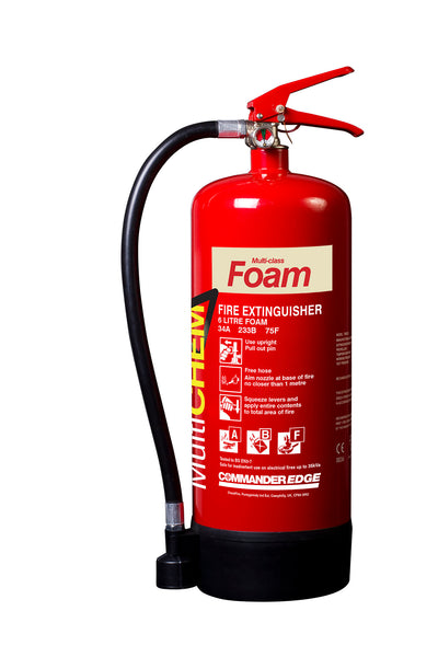 CommanderEDGE 6ltr MultiCHEM - HartsonFire