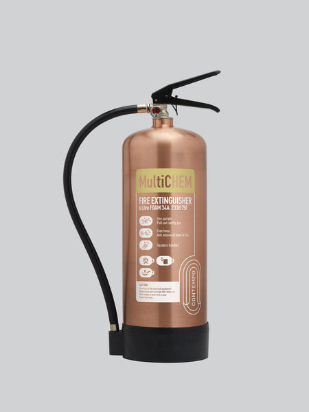 Commander Contempo 6ltr MultiCHEM - Antique Copper - HartsonFire