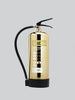 Commander Contempo 6ltr MultiCHEM - Polished Gold - HartsonFire